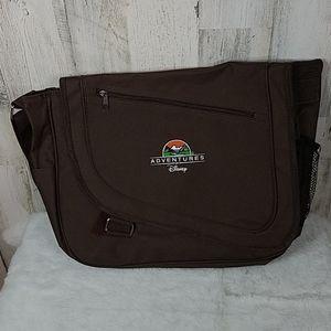 DISNEY BROWN SHOULDER BAG